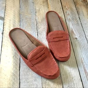 A2 Aerosoles Mules slide on loafers 9.5